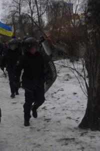 Охорона антимайдану