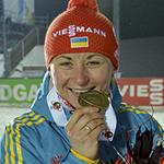 Валя Семеренко - чемпіонка світу