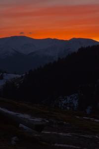 Вечірня Чорногора