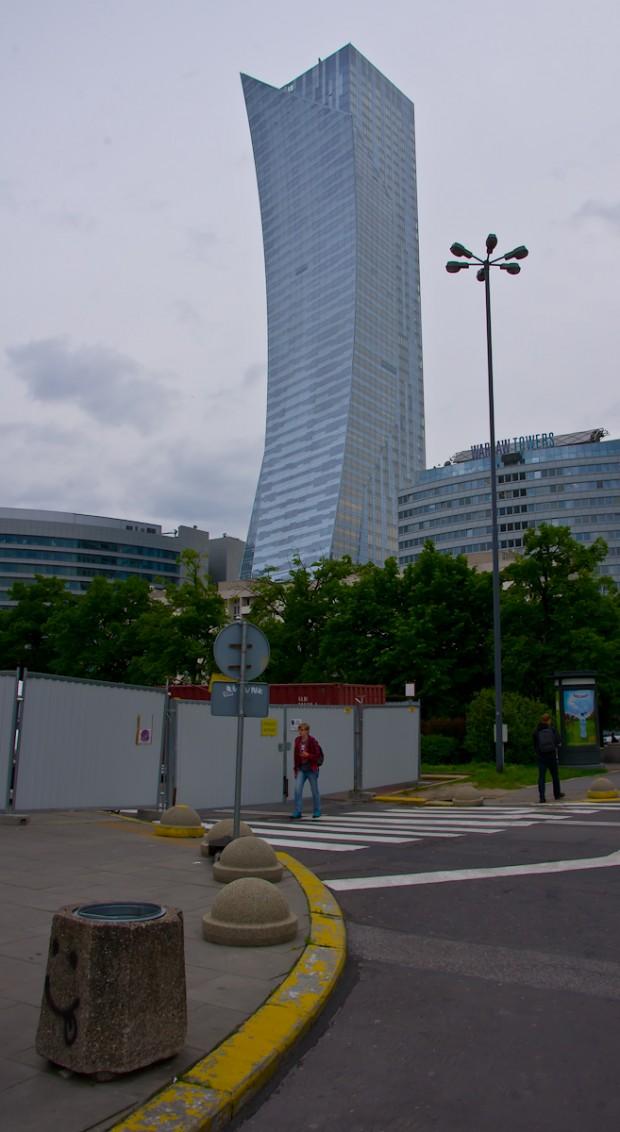 Хмарошкряб у Варшаві