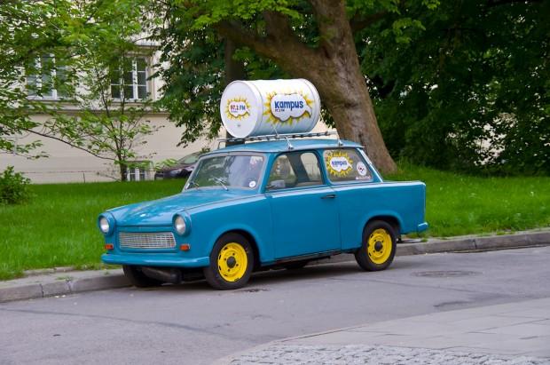 Зачьотна польська машина