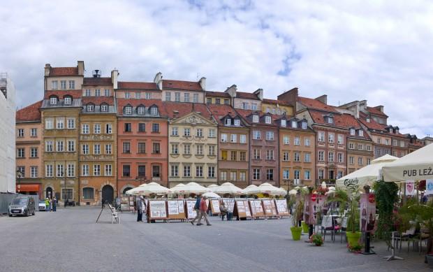Площа Ринок у Варшаві