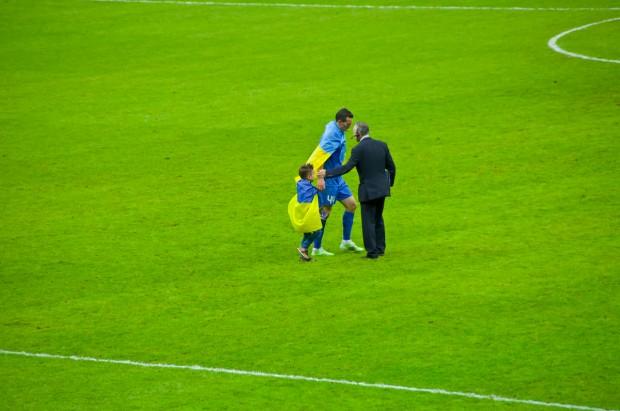 Федецький з сином