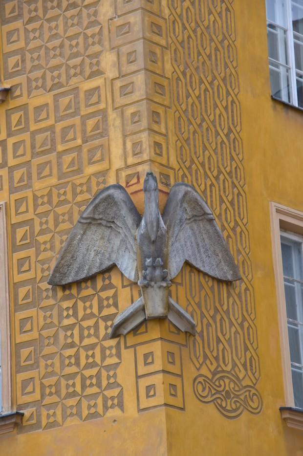 Орел-качка