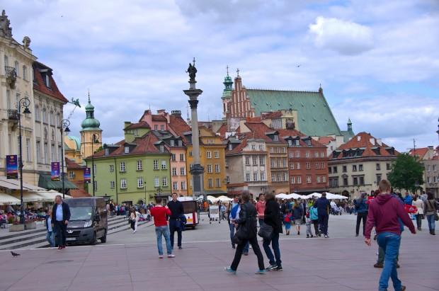 Замкова площа