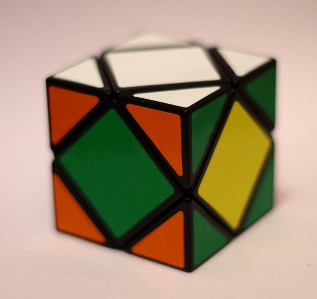 Змішаний кубик