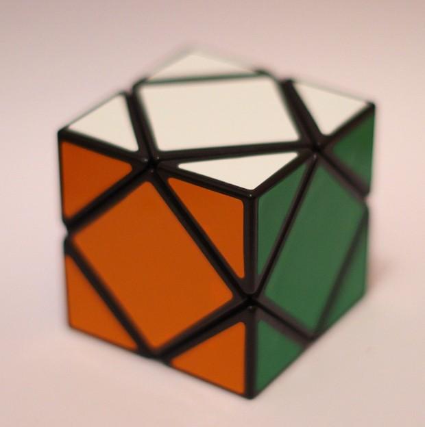 Готовий кубик