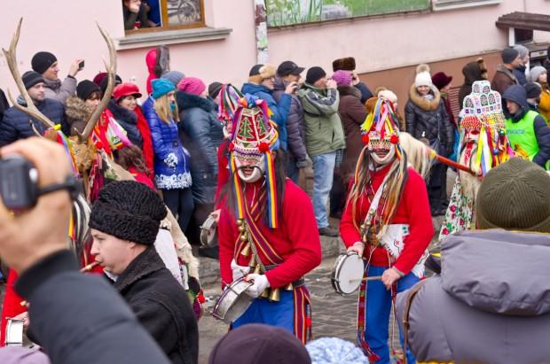 Шамани з Румунії