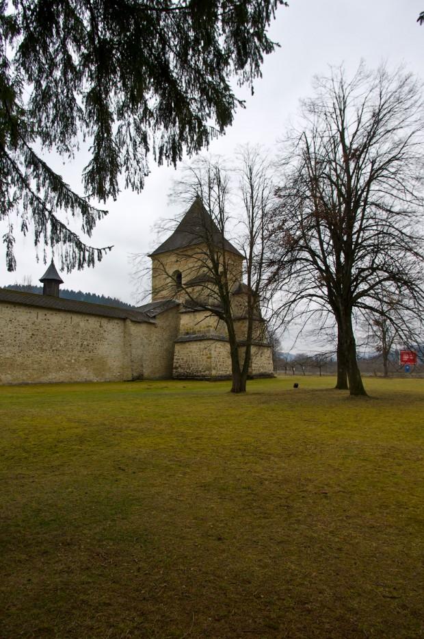Монастир в Сучевіці