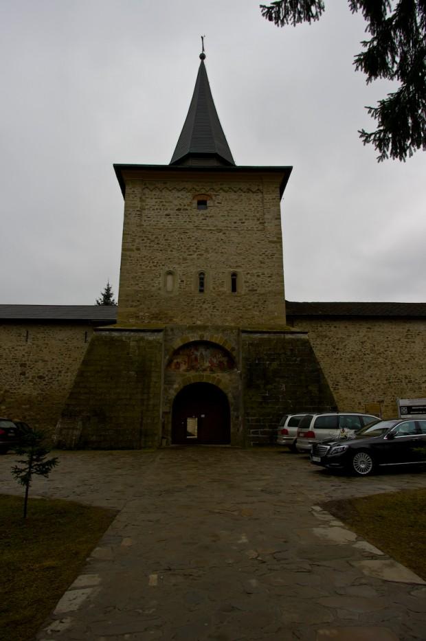 Вхід у монастир
