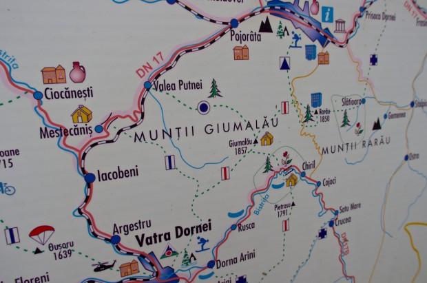 Muntii Giumalau
