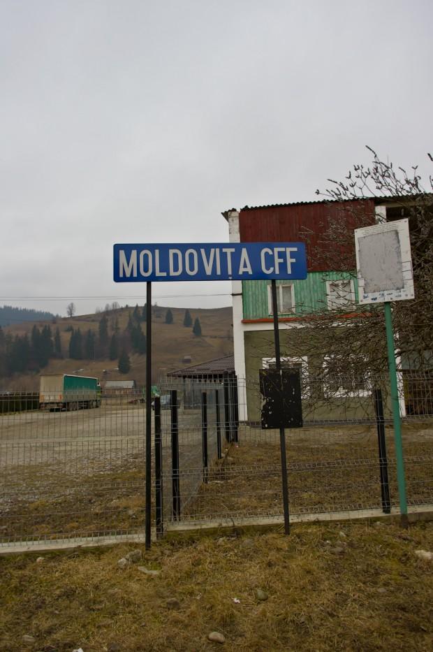 Moldovita CFF