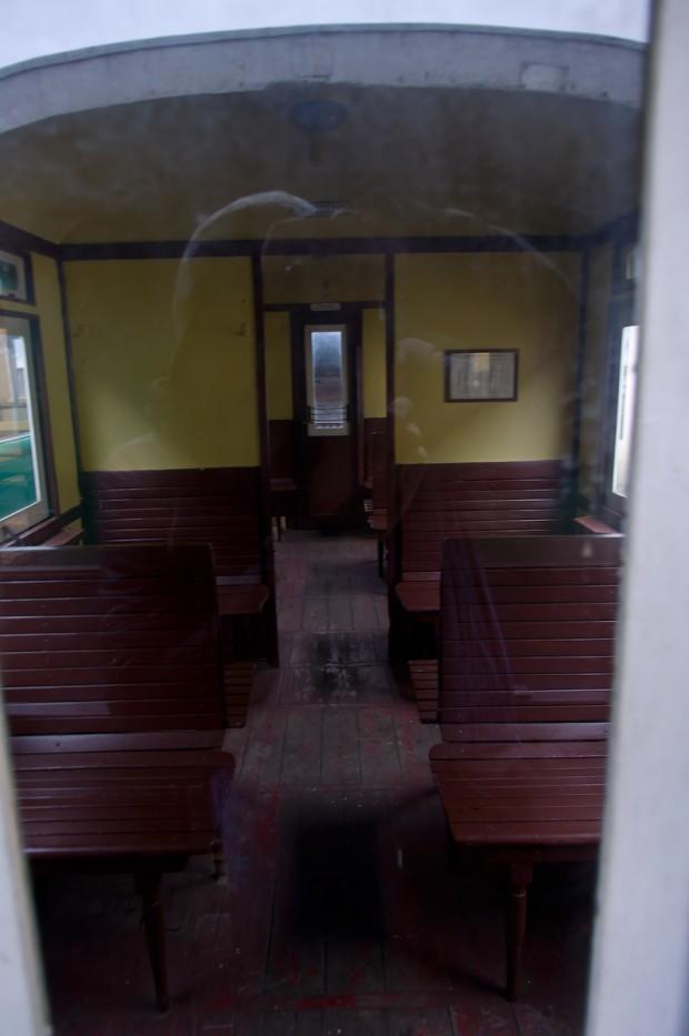 Всередині вагона 2 клас