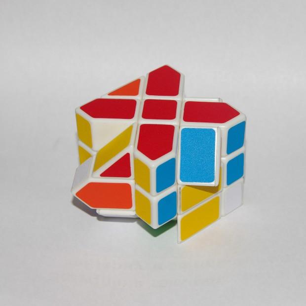 Куб Фішера, верхній хрест і елементи під ним