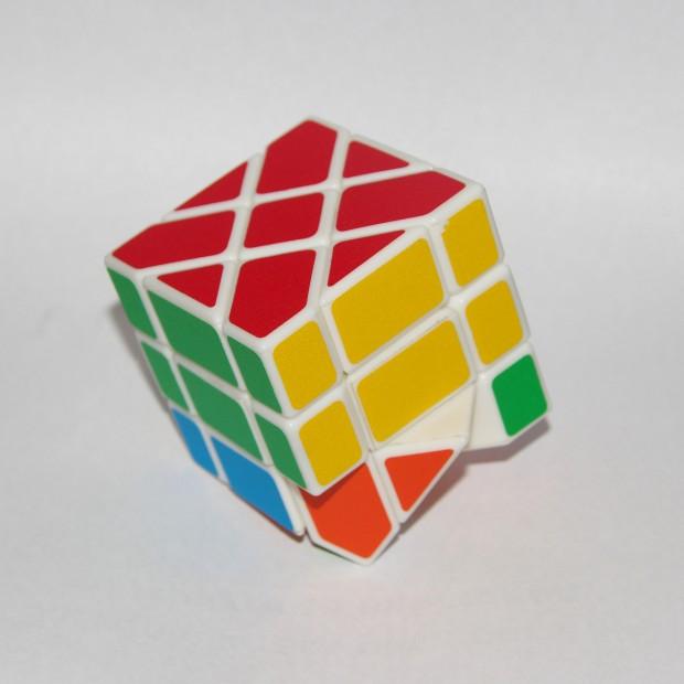 Куб ФІшера, складено 2 шари