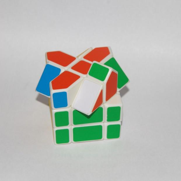 Куб ФІшера, паритет на останньому шарі