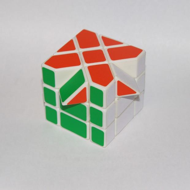 Куб Фішера, майже кінець