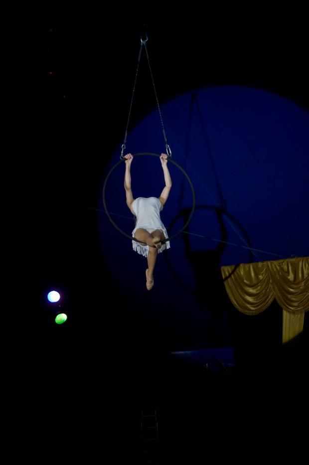 Гімнастка