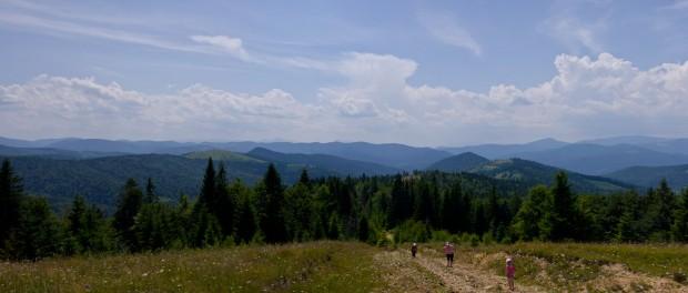Кострич і Чорногора