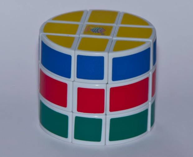 цилиндр Рубика